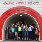 Kealing MS class photo red