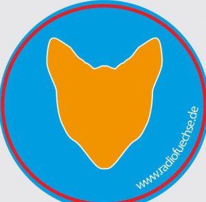 Radiofüchse Logo