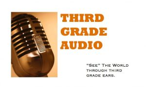 Third Grade Audio Logo